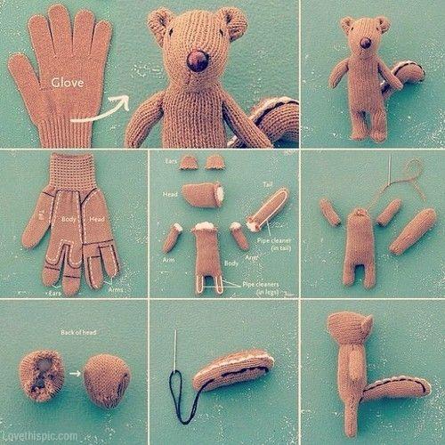 DIY animal doll diy doll diy crafts do it yourself diy art diy tips diy ideas animal doll easy diy