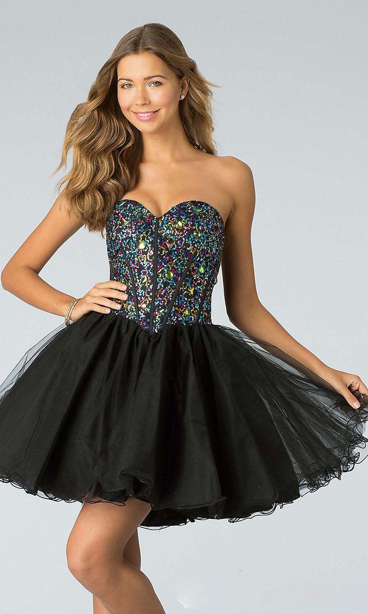 Short Cute Prom Dresses