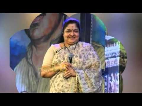Ks chithra, play back singer - YouTube