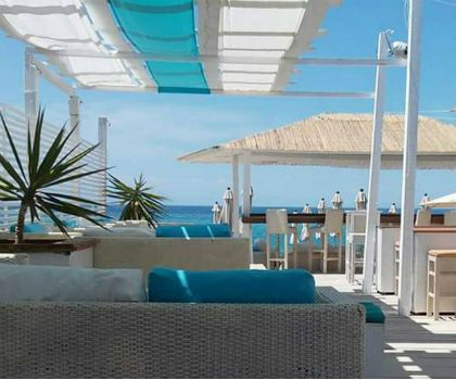 Babewatch beach bar, Fourka, Halkidiki, tel. 2374043740