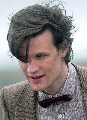 doctor who matt smith | Séries TV] Doctor Who saison 5 : Le Onzième Docteur | AMHA.fr - A ...