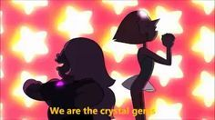 Steven Universe Theme song (with lyrics) - YouTube