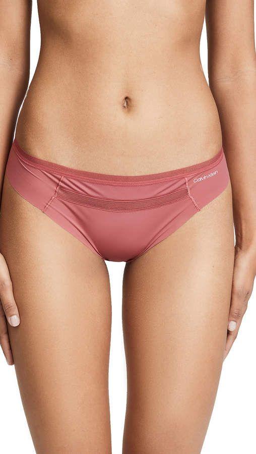 b4095d3d244 Calvin Klein Underwear Invisibles Mesh Thong  Underwear Klein Calvin ...