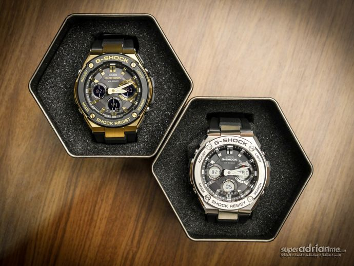 Casio Releases The Indestructible G Shock G Steel Series Fashion