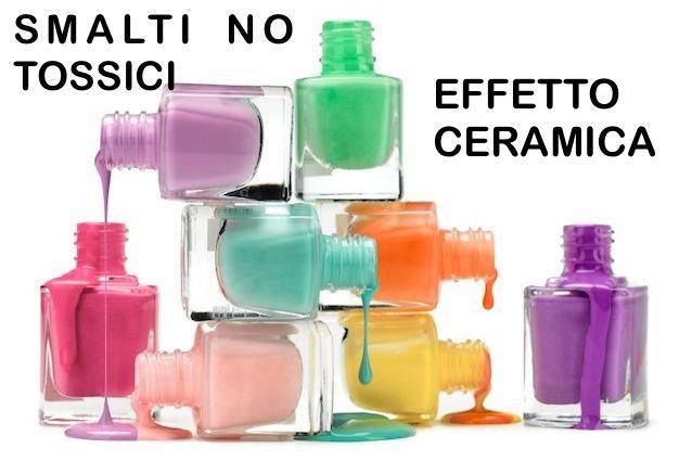 Smalto NO TOXIC effetto ceramica - Levasmalto rapido SENZA acetone http://www.trucconatura.com/smalti-e-unghie
