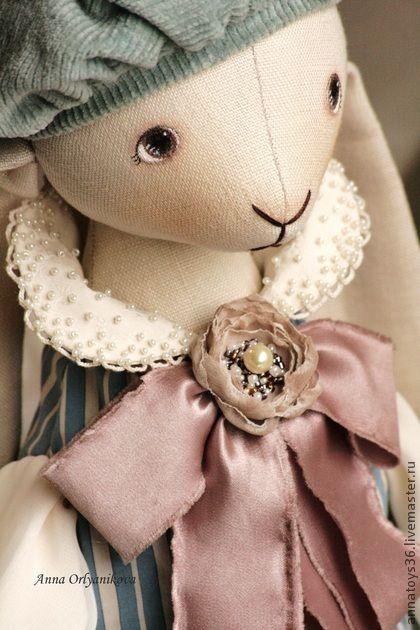 Игрушки животные, ручной работы. Ярмарка Мастеров - ручная работа Принц. Handmade.
