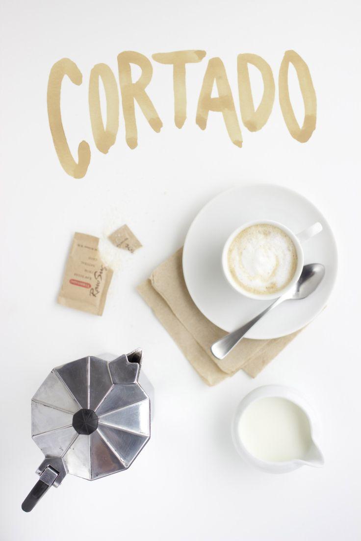 Three Soul Warming Coffee Recipes // Handmade coffee watercolour