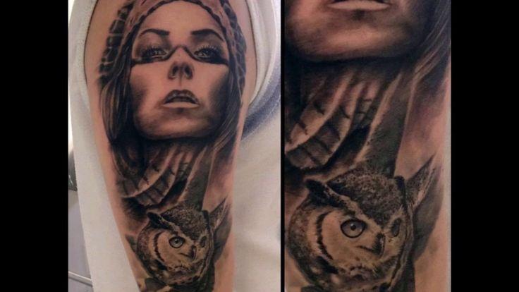 canvas tattoo studio @daniel rozo