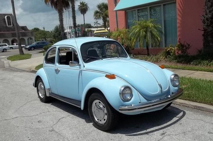 1971 baby blue VW Super Beetle- just like my Betty- miss that car! | auto love | Vw super beetle ...