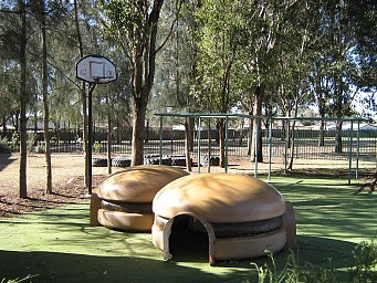 Remember this from a Mc Donald's playground? I thought they were so cool!