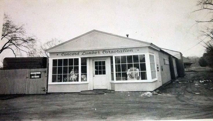 Concord - Concord Lumber Corporation PhotoAlbum