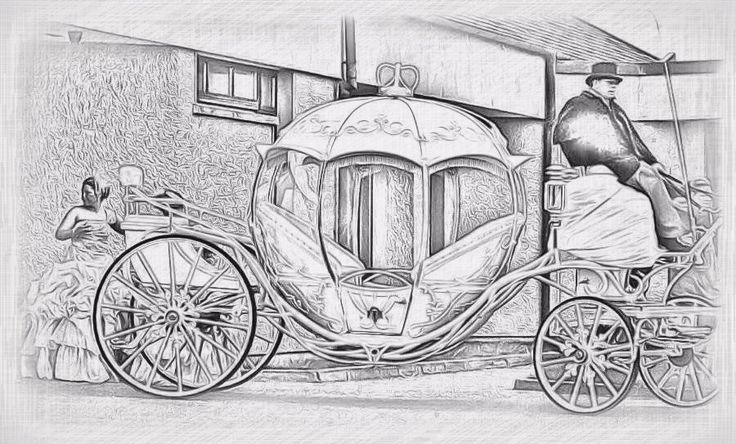 Your Carriage awaits