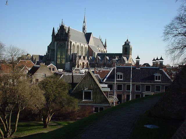 TOP WORLD TRAVEL DESTINATIONS: Leiden, Netherlands