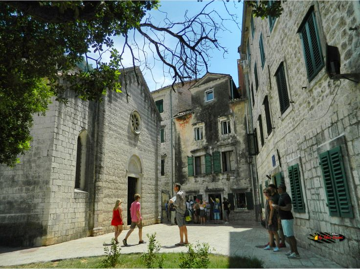 Kotor, Old town, Montenegro, Nikon Coolpix L310, 4.5mm, 1/250s, ISO80, f/8.7, -0.7ev, HDR-Art photography, 201607051325