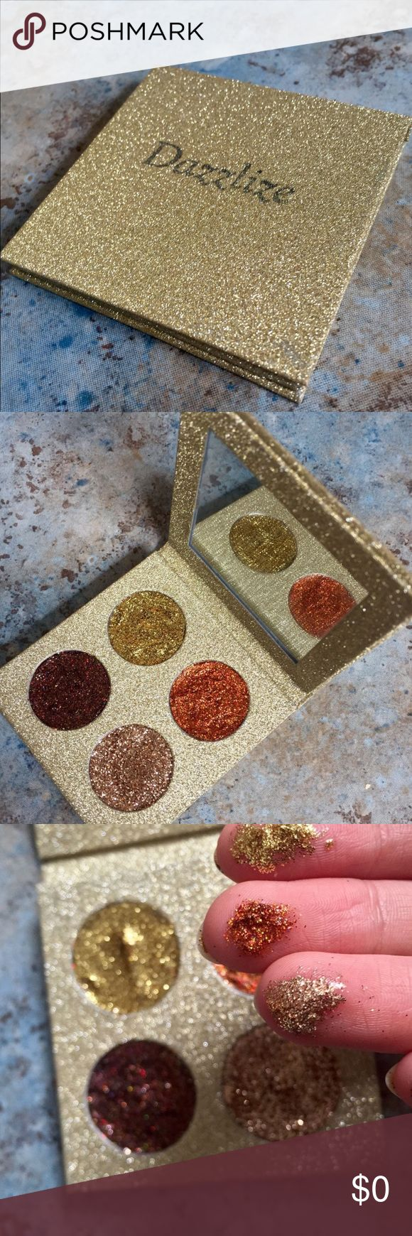 ISO Please Share This Listing Limited Edition Glitter Queen Palette. I want SOOO bad. If anyone is selling this or knows someone who is please let me know! Dazzlize Makeup Eyeshadow