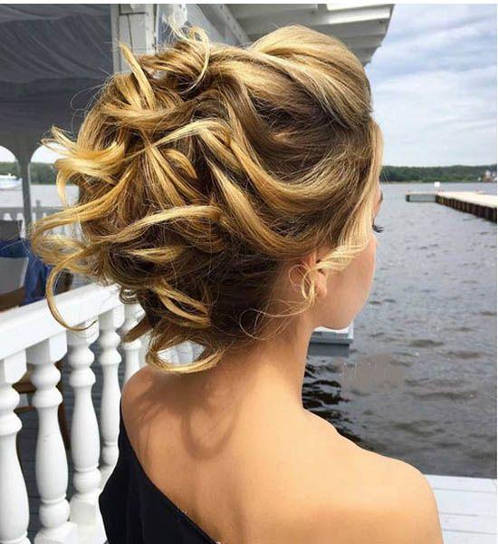 Best 25 Prom Hairstyles Down Ideas On Pinterest: 25+ Best Ideas About Formal Bun On Pinterest
