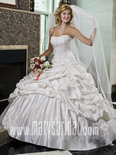 PC Mary\'s Floor Length Wedding Dresses – fashion dresses