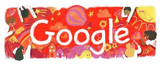يوم الطفل Children's Day 2016 وهل ترى جوجل اطفال العالم سواء