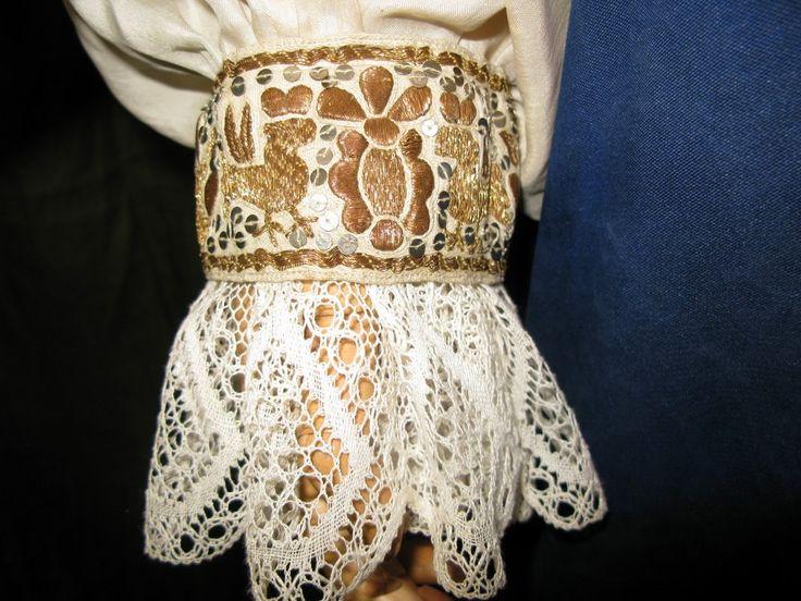 Нижегородский костюм-деталь-из коллекции И.Глазунова