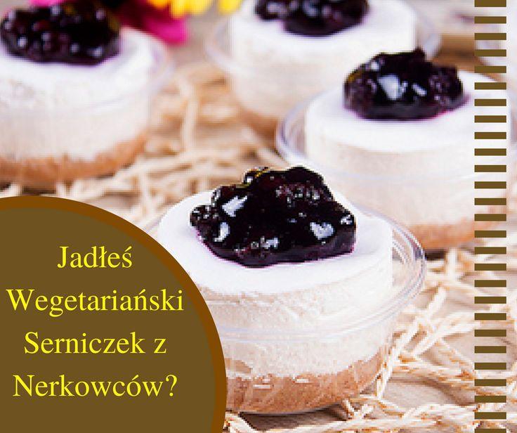 Ten Serniczek jest pełen nienasyconych kwasów tłuszczowych, błonnika i antyoksydantów. Przepis jest TU>> http://www.mapazdrowia.pl/przepisy/serniczek-z-nerkowcow/