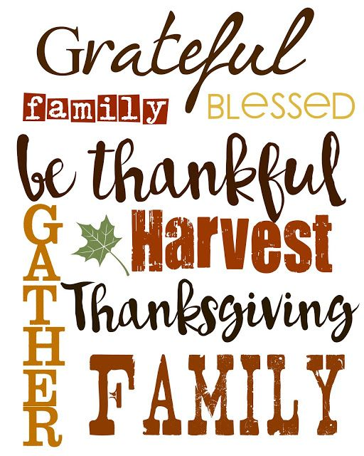 Mimi Lee Printables & More: Thanksgiving Subway Art- FREE PRINTABLE 8x10