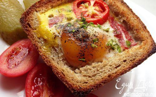 Экспресс завтрак | Кулинарные рецепты от «Едим дома!»
