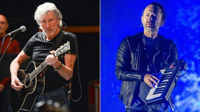 """Read Roger Waters' Response to Thom Yorke Over Radiohead Israel Controversy  """"I have made every effort to engage with [Yorke] personally, and would still like to have the conversation,"""" Pink Floyd bassist says Roger Waters has responded to Thom Yorke's remarks concerning Radiohead's upcoming Israel concerts and the BDS movement."""