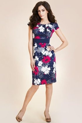 Marks and Spencer Dress 2 My Style Pinterest