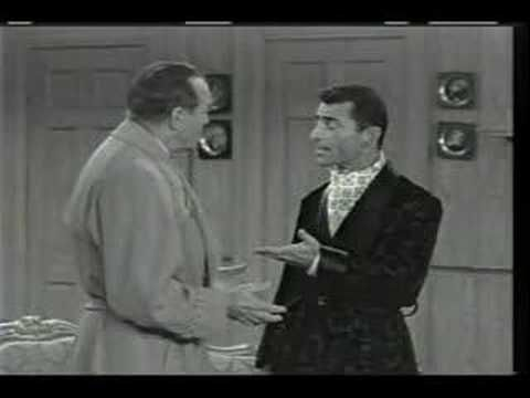 """A Twilight Zone """"Lost Episode"""" Parody Starring Rod Serling and Jack Benny"""