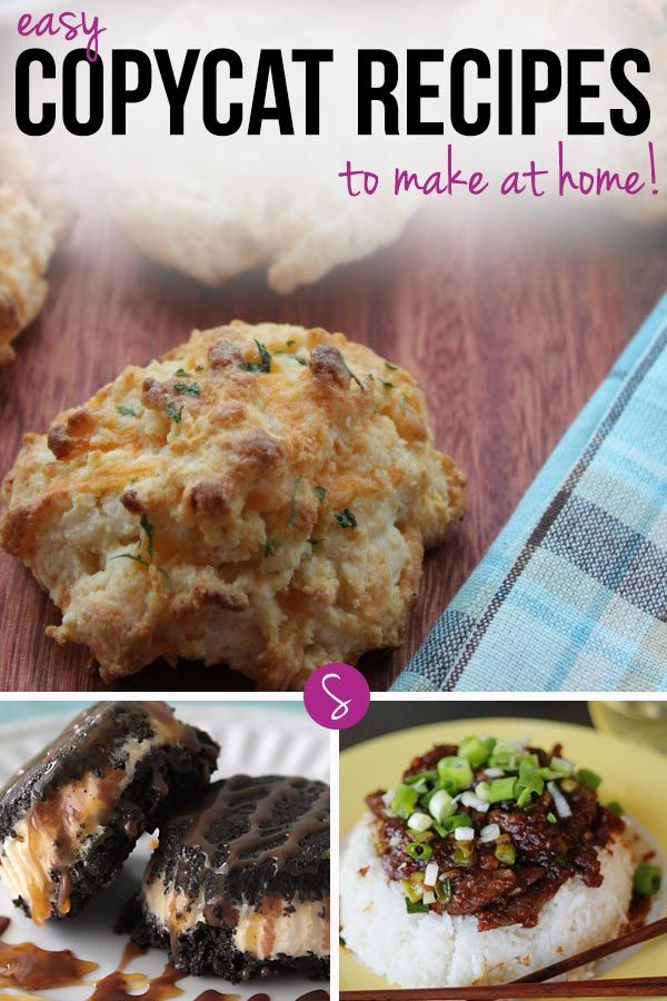Easy recipes to save money