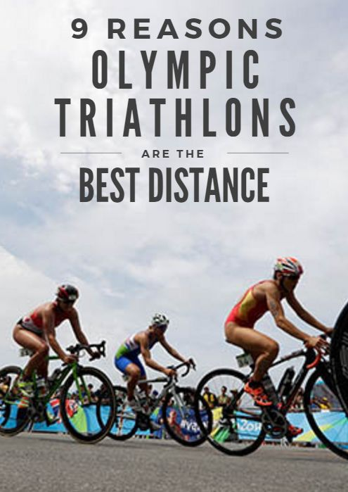 Olympic triathlons are the best distance. Here's why: 9 Reasons Olympic Triathlons Are the Best Distance http://www.active.com/triathlon/articles/9-reasons-olympic-triathlons-are-the-best-distance?cmp=17N-PB33-S33-T9-D1--51