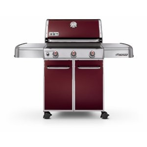 Weber Genesis EP-310 Outdoor Grill - Brick Red - 6514301 - Propane Review