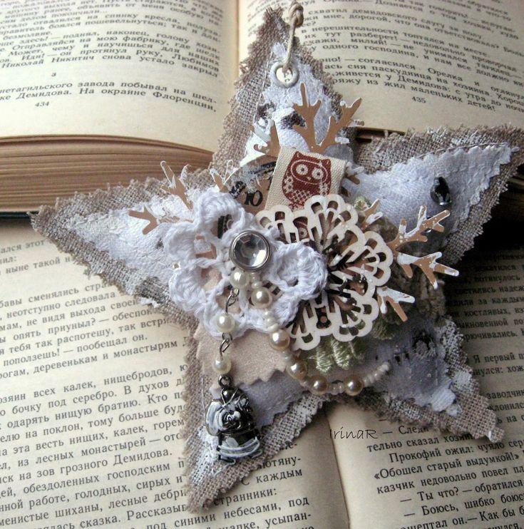 Handmade Christmas Ornament - елочные украшения