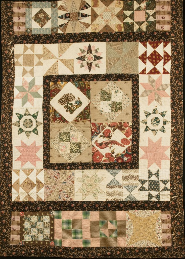 New Pathways Into Quilt History - Antique Quilts & Textile Dating