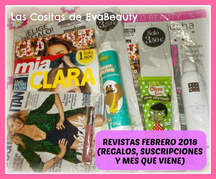 Hola bombones!!! Hoy toca post con las revistas de este mes. Os espero en el blog con toda la información. Besotes. #revistasfebrero #revistas #news #fashionnews #fashion #moda #belleza #beauty #makeup #maquillaje #blog #blogger #beautybloggers #beautyblog #bloggerespaña #bloggerbelleza