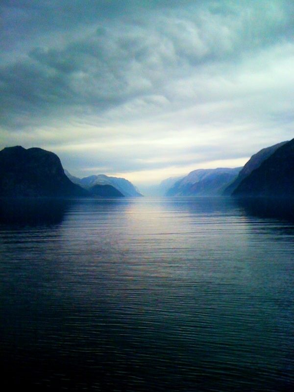 The Fjords in Stavanger, Norway. Photo By Amy Ross