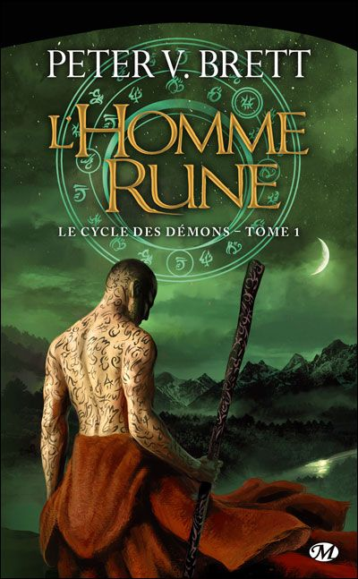 L'Homme Rune, French translation of The Warded Man ...