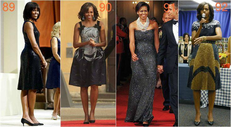 michelle obama glamour