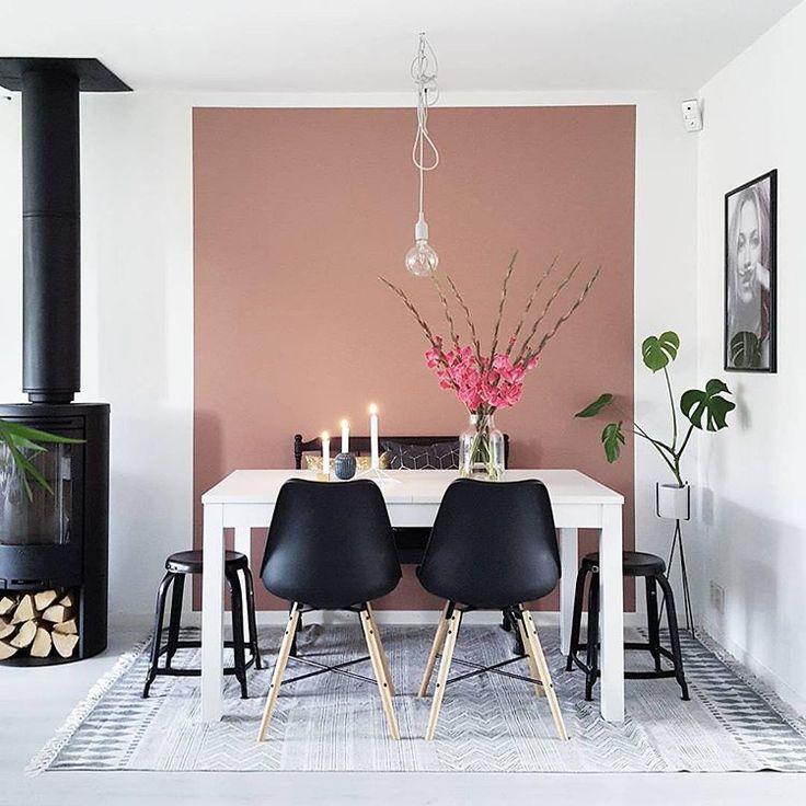 Tips til weekend-prosjekt! Få inn litt farge i hjemmet ved male en ...