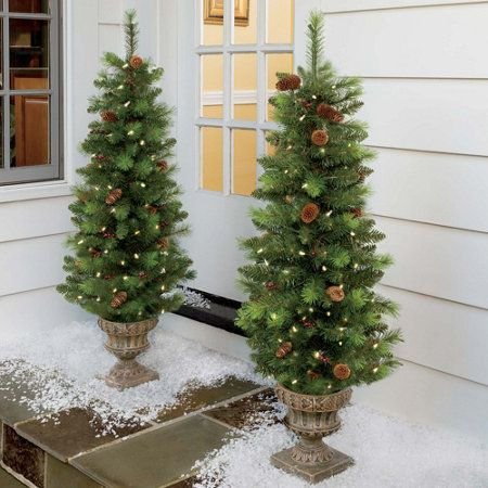 Battery Operated Entrance Tree Improvements Catalog In