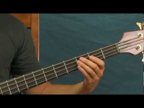 bass guitar lesson nothing else matters metallica