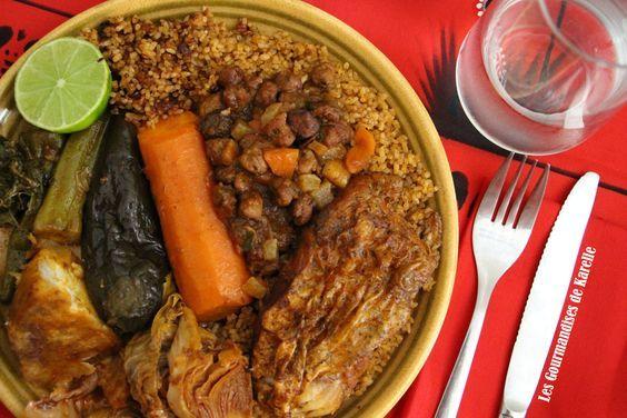Les 11 meilleures images du tableau cuisine africaine sur - Specialite africaine cuisine ...