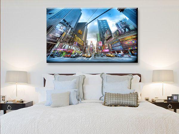 Πίνακας σε καμβά DigiWall Η.Π.Α. : Νέα Υόρκη times square