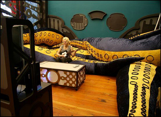 Steampunk Room Ideas | Decorating Theme Bedrooms   Maries Manor: Steampunk  Decorating Ideas .