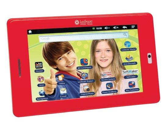 Tablette tactile enfant LEXIBOOK MFC 175 FR