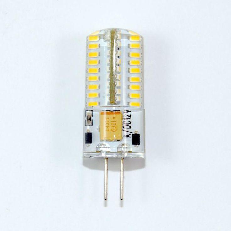BulbAmerica 2.5w G4 LED 12V 2700k Warm White Light Bulb