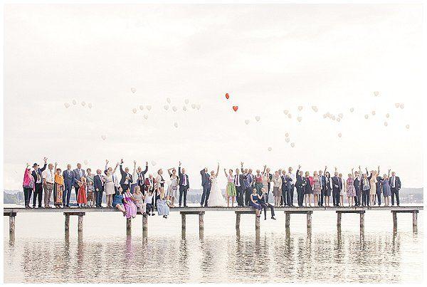 DIY Hochzeit am Starnberger See   Verrueckt nach Hochzeit   Foto: Stephanie Smutny Fotografie