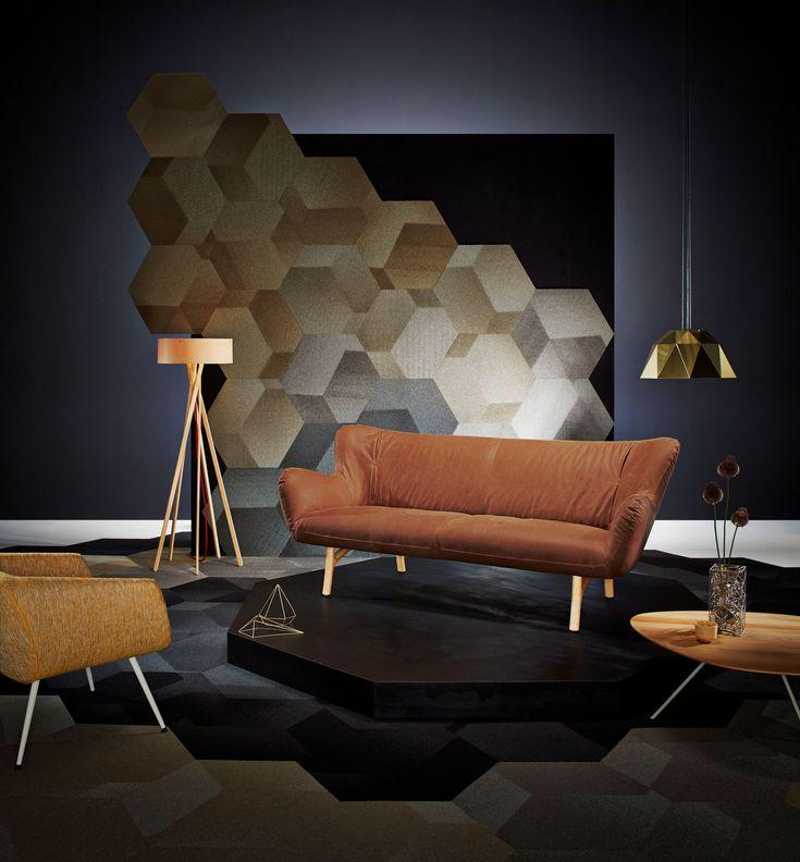 Woonstijl Modern & Design | Bank Julita | Eijerkamp #wooninspiratie #interieurtrends #woonideeën