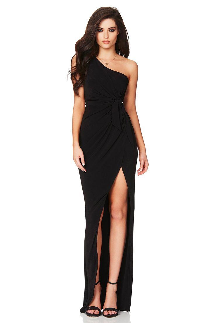 Nookie - Aphrodite Gown - Black
