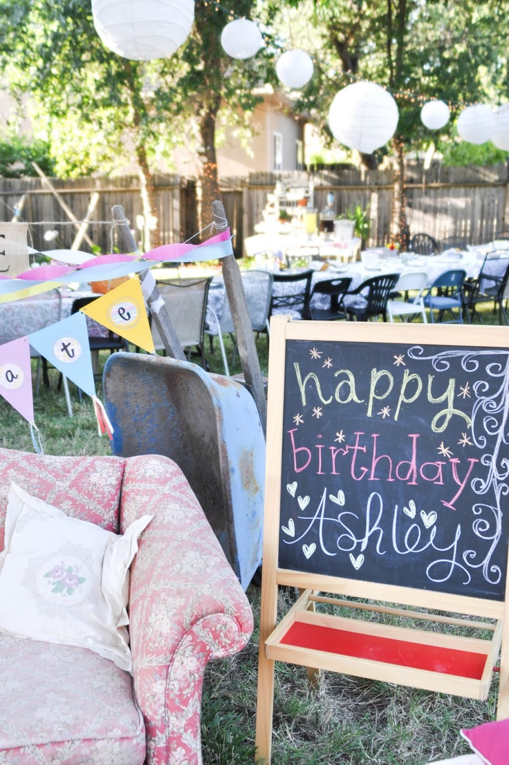 45 best backyard party images on pinterest parties 21 birthday